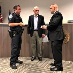 New Covington officer was deputy jailer